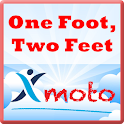 One Foot, Two Feet: Measuring icon
