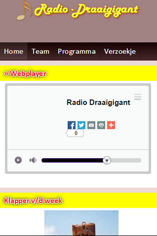 Radio-Draaigigant
