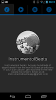 Screenshot of Instrumental Beats Pro