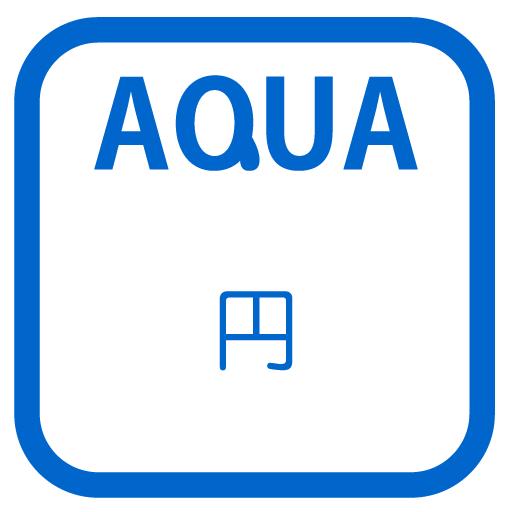 円周角の定理 さわってうごく数学「AQUAアクア」 教育 App LOGO-APP開箱王