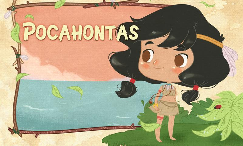 The Pocahontas- screenshot