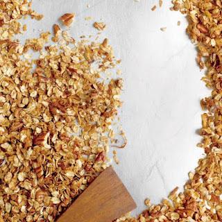 Pecan-Molasses Granola.