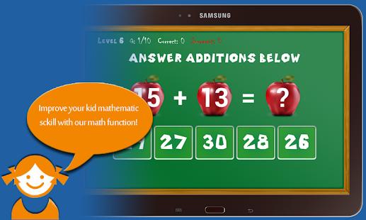 Best Math For Kids - náhled