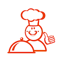 Cooking on android logo
