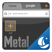Metal Boat Browser Theme