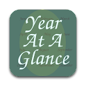 Year At A Glance logo
