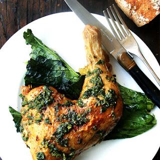 The Crispiest Spring Chicken