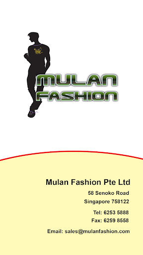 Mulan Fashion Store Singapore