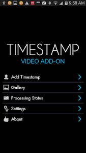 Video Timestamp Add-on v2.07