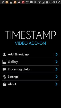 Video Timestamp Add-on 2.14 APK