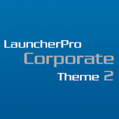 LauncherPro Corporate 2 Theme