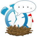 Tweet Alarm (Free Alarm Clock) icon