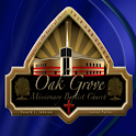 Oak Grove M.B. Church logo