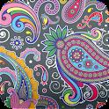 paisley wallpaper ver30 icon