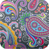 paisley wallpaper ver30