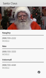 Video Calls With Santa- screenshot thumbnail