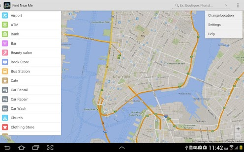 Find Near Me -Places Around Me - screenshot thumbnail