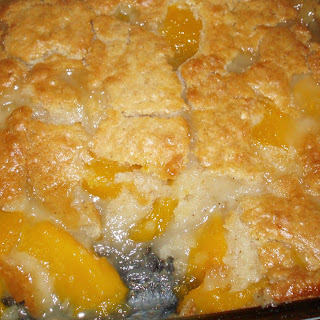 Farm Fresh Peach Cobbler #Recipe Recipe