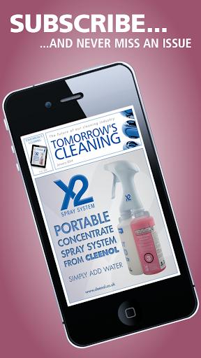 玩免費商業APP|下載Tomorrow's Cleaning app不用錢|硬是要APP