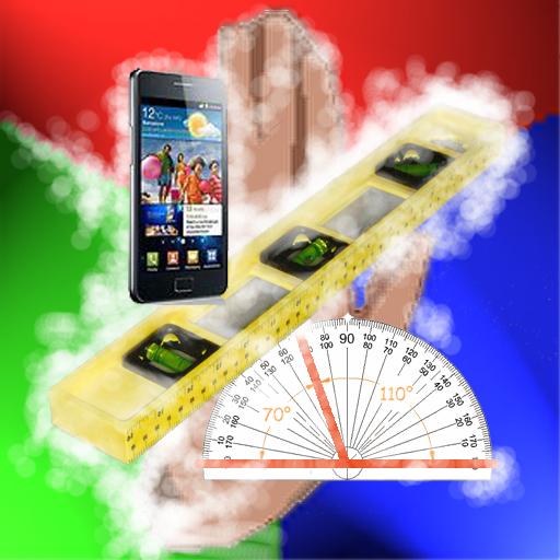 デジタル水準器のバブルB 工具 App LOGO-APP試玩