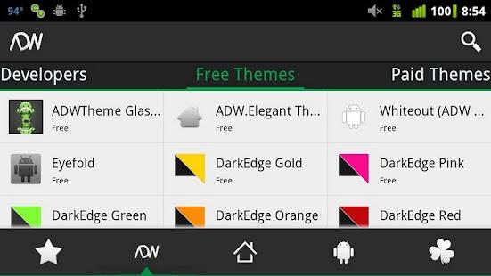 N3xGen Theme Manager - screenshot thumbnail