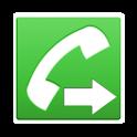 RedirectCall-call forwarding icon