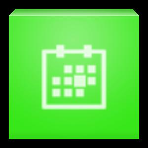 Calendar on Top