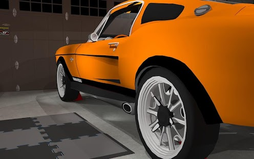 Fix My Car Classic Muscle LITE - screenshot thumbnail