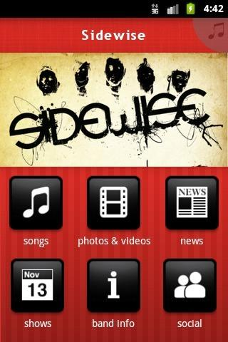Sidewise - screenshot