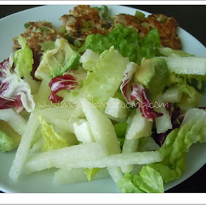 Jicama and Avocado Salad