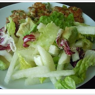 Jicama and Avocado Salad.
