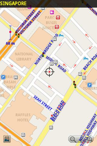 Offline Map Beijing - screenshot