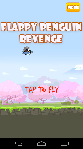 Flappy Penguin Revenge