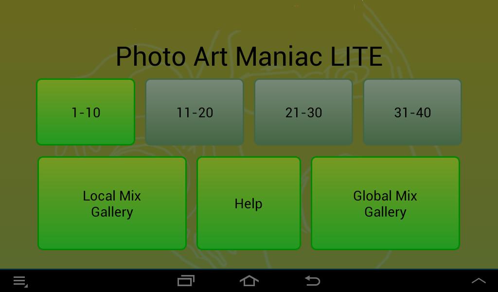 Photo Art Maniac screenshot #7