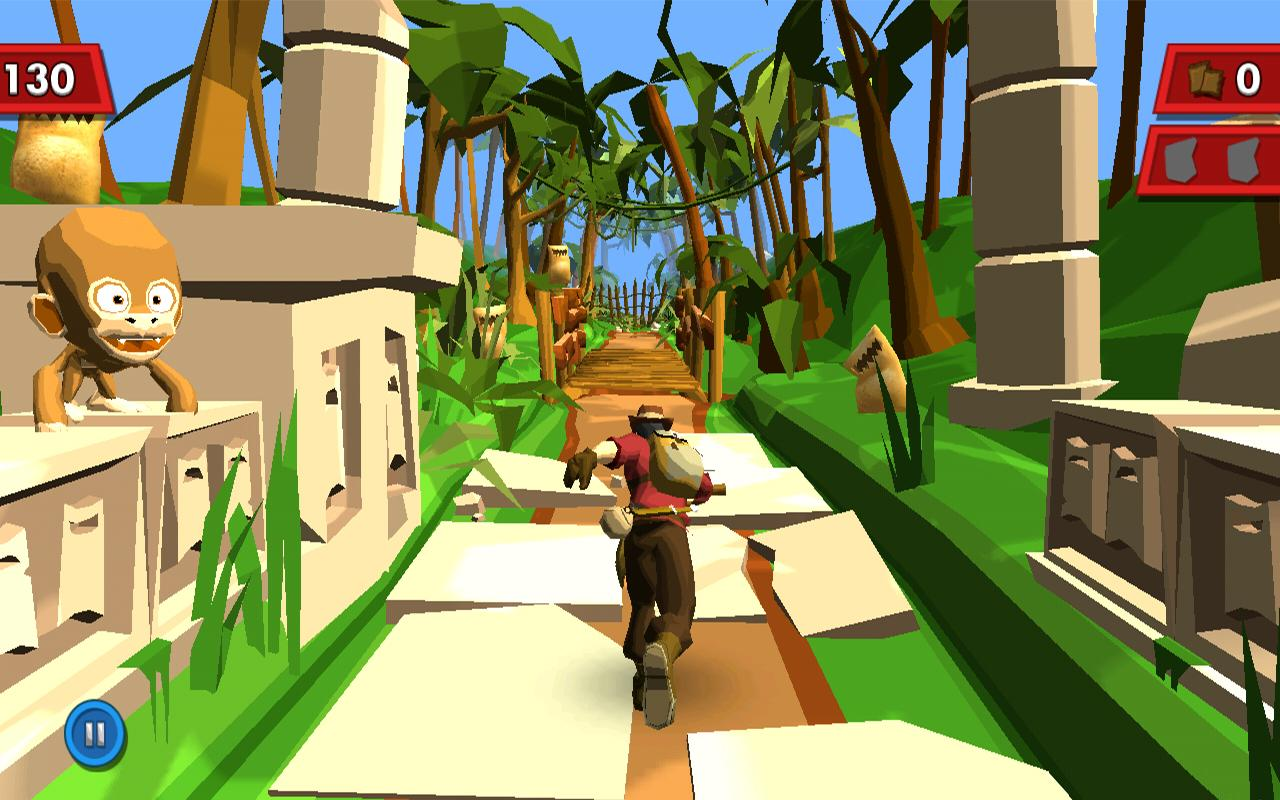 Pitfall! Krave - screenshot