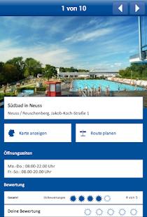 Strandbadguide Das Örtliche- screenshot thumbnail