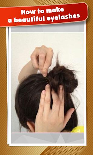 简单的发型