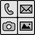 BL Monochrome Light Theme icon
