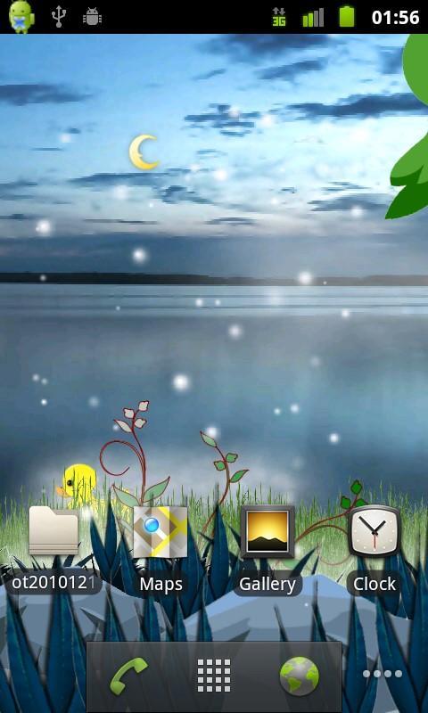 Serenity Live Wallpaper- screenshot