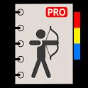 Archery Score Keeper Pro icon