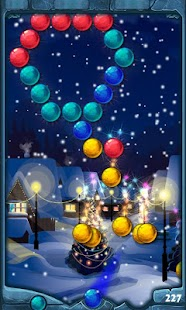 Winter Christmas Bubble Shoot- screenshot thumbnail