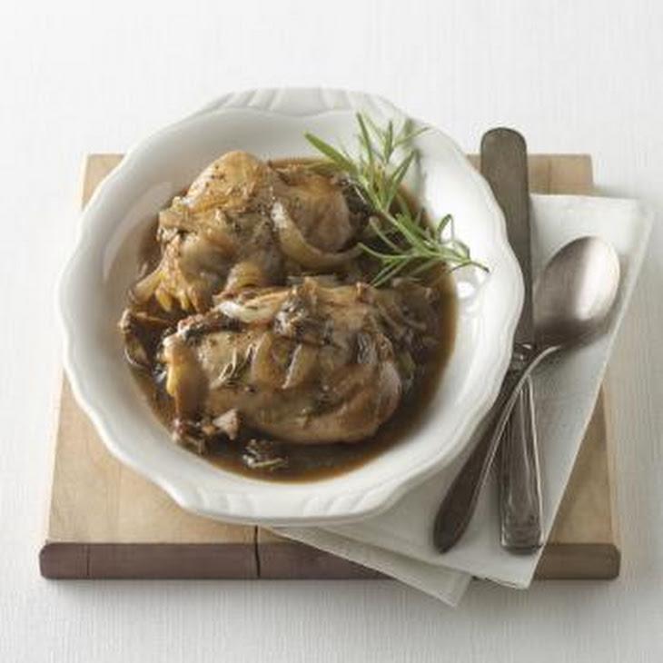 Slow Cooker Marsala Chicken Recipe