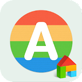 Alphabet play dodol theme