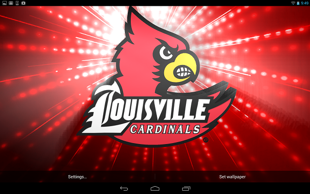 Louisville Basketball Wallpaper