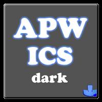 APW Theme Modern ICS Dark 1.2