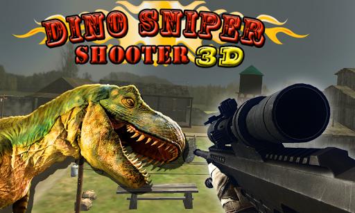 迪诺狙击手射击3D