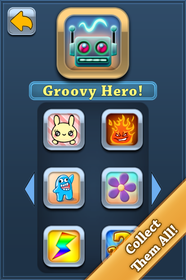 Groovy Hero - Rhythm Game- screenshot