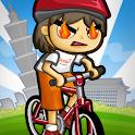 Go Go Biker ! logo