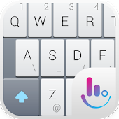 Classic iOS Keyboard Theme