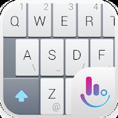 Classic iOS Keyboard Theme